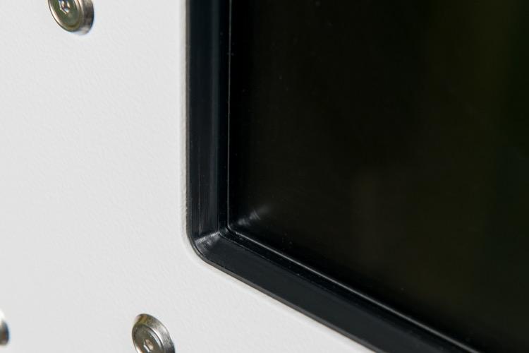 Technik - 20-Zoll-Touchscreen