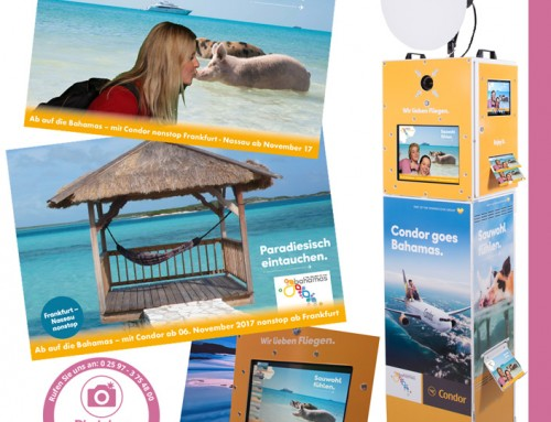 Fotobox für Unternehmen – Ausgefallene Ideen
