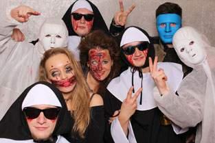 Photobox Halloween-Party